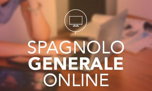 Spagnolo generale online
