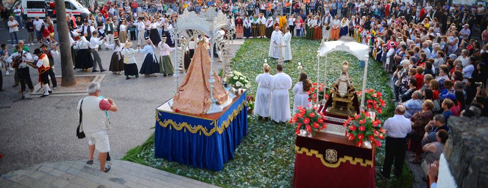 Fiestas Patronales de El Sauzal en Honor a San Pedro Apóstol