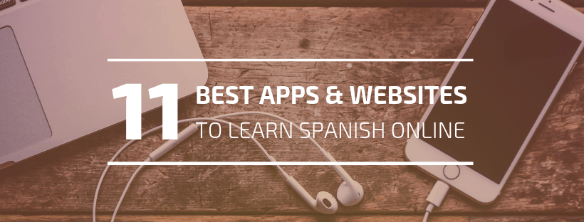 11 Best Apps📱to Learn Spanish 🇪🇸 in 2019 [+INFOGRAPHICS]