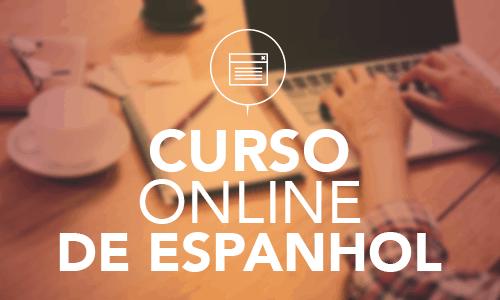 Aulas online de Espanhol
