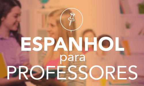 Espanhol para Professores