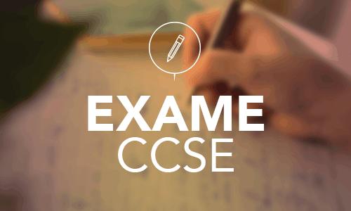 Exame CCSE