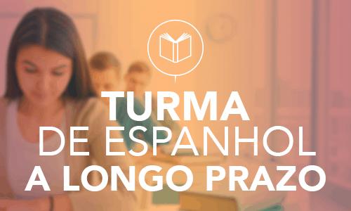 Curso de Espanhol de Longo Prazo